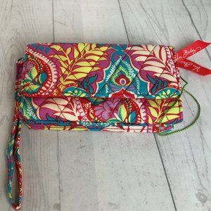 VB Paisley in Paradise Wristlet for iphone 6